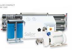 Fra sjøvann til ferskvann med Omvendt Osmose Watermaker