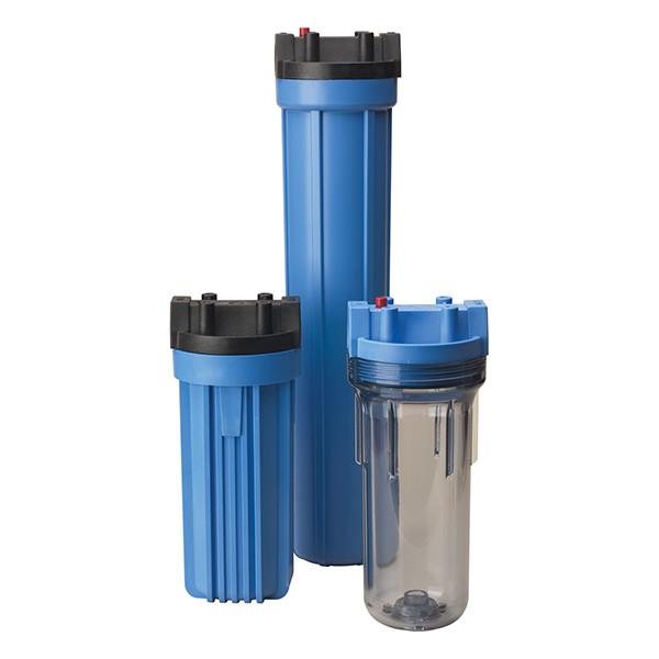 Filterhus av Polypropylen for problemvann