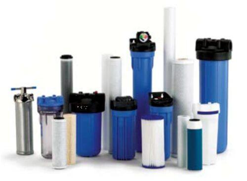 filterhus i plast