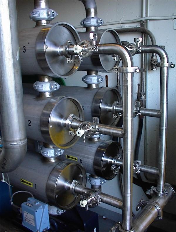 Industriell Vannbehandling