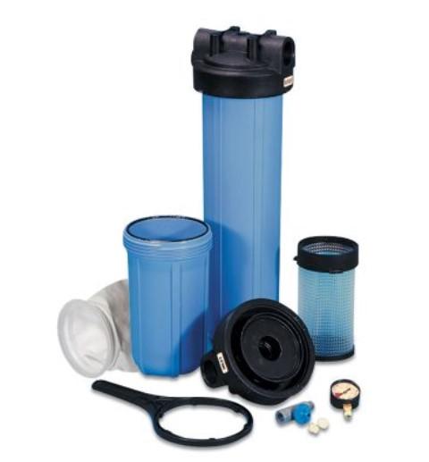 Filterhus i armert Polypropylen – Big Blue