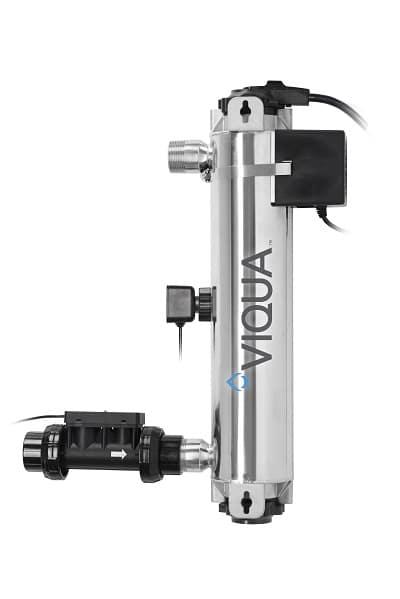 Bakteriefritt Drikkevann med UV Desinfeksjon – Små vannverk