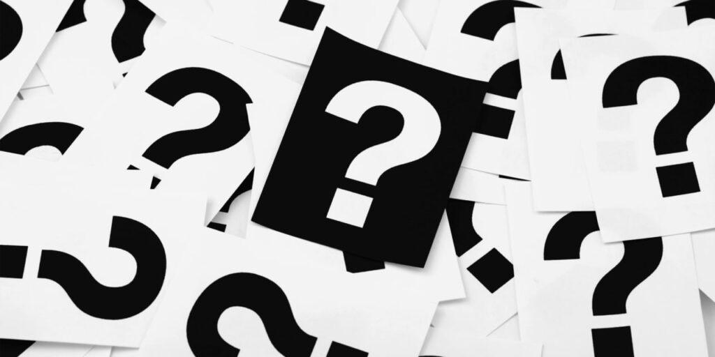 spørsmål og svar